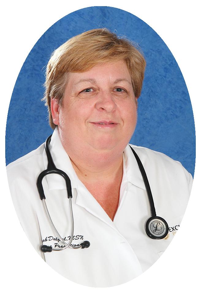 Barb Dalziel, FNP-MS